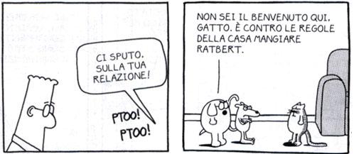 Dilbert, Dogbert, Ratbert e Catbert