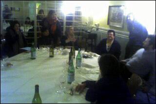 Cena dei freelance