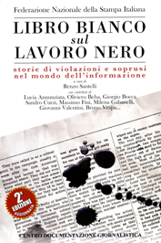Libro Bianco sul Lavoro Nero