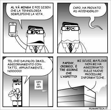 Manager Papiny - Striscia # 0