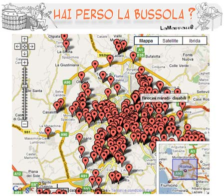 Sportelli per il lavoro - Roma - Servizio creato da IO PRECARIO