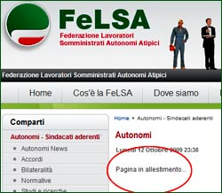 ALAI FLESA Cisl