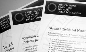 Evento Assonotai Lombardia