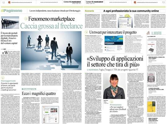 Corriere delle Comunicazioni n.12 / 2011