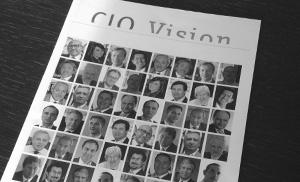 """Libro """"CIO Vision"""""""