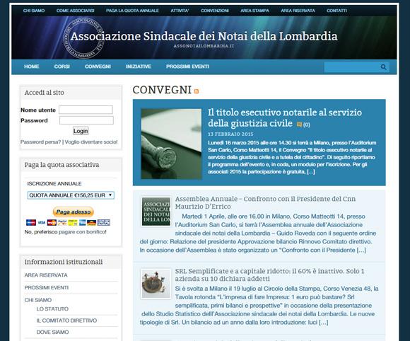 Convegni Assonotai Lombardia - Tutte le notizie su Assonotailombardia.it
