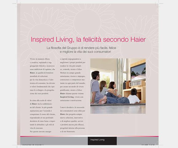 Elettronica di consumo: come creare una brochure