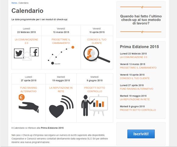 Checkup Impresa - Sito Web a cura di Dario Banfi