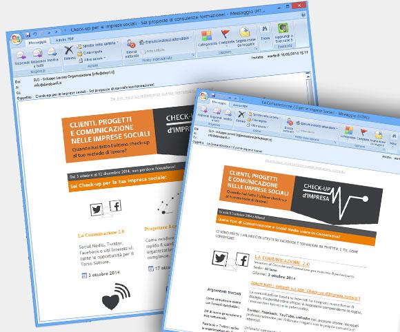 Checkup Impresa - Campagne di promozione ed Email Marketing a cura di Dario Banfi