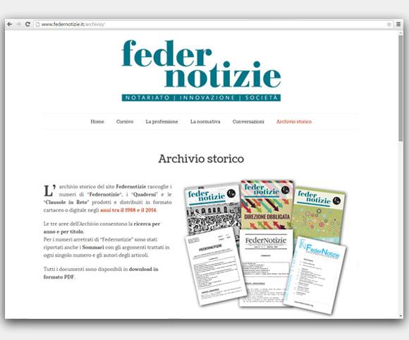 Federnotizie giornale online di Federnotai