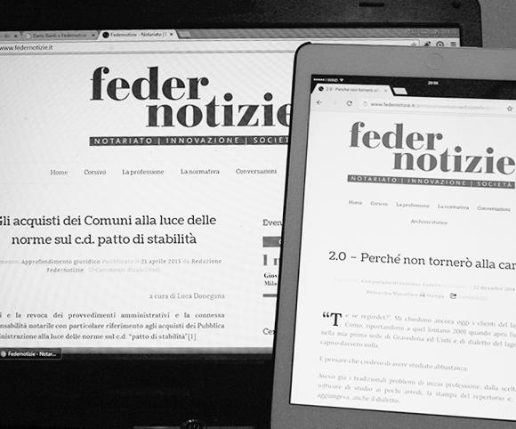Federnotizie.it - Testata ufficiale dei notai italiani