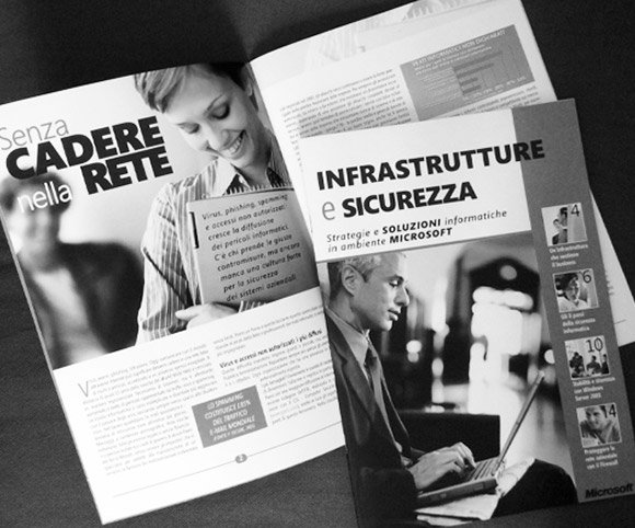 Infrastrutture e Sicurezza - Guida Sicurezza IT scritta da Dario Banfi