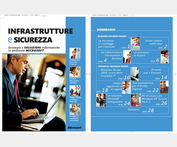 Guide Sicurezza Microsoft: testi, impaginazione e stampa a cura di Dario Banfi