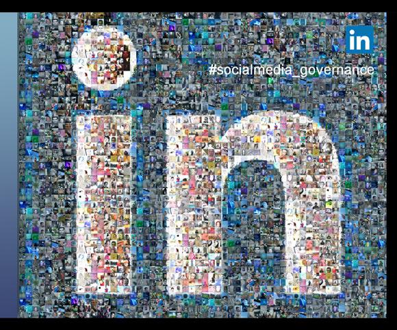 Linkedin ICE BREAKER Presentation - Innovation Logo