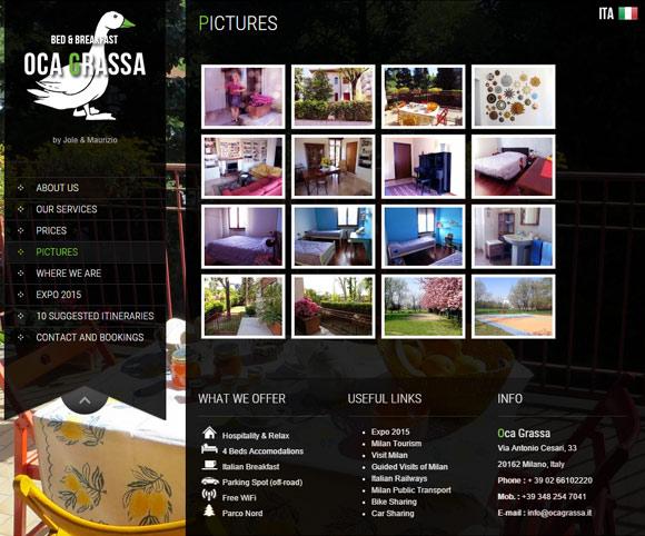 Galleria di immagini del Bed & Breakfast Oca Grassa