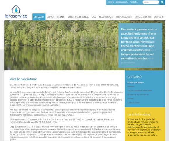 Restyling sito Web - Scrittura di testi