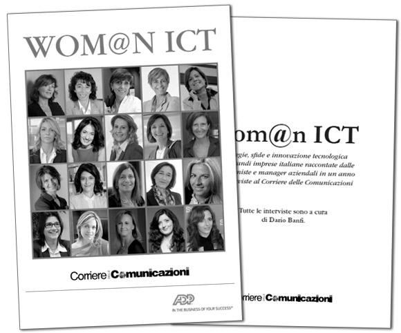 Wom@n ICT - Il libro delle interviste di Dario Banfi