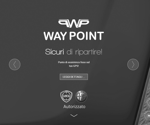 Way Point - Autofficina