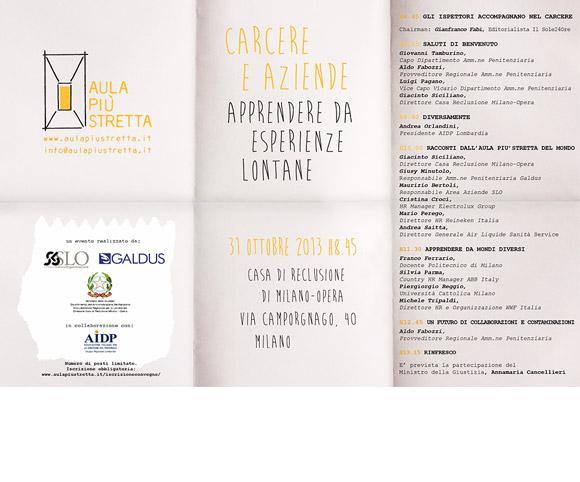 Brochure, leaflet, comunicati stampa, profilo istituzionale, cartella stampa