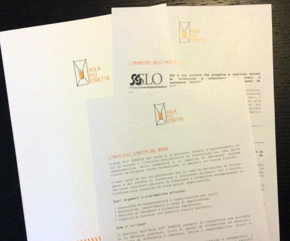 Comunicazione verso la stampa a cura di Dario Banfi