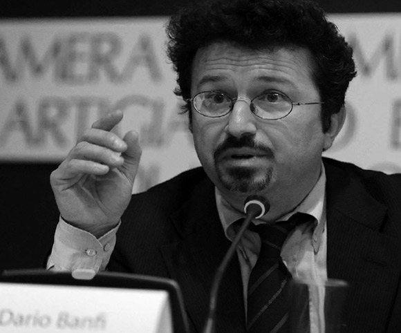 Dario Banfi - Moderatore di convegni - Evento di British Standard Institute