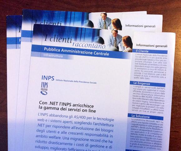 Case Study per il Public Sector | Tecnologie Microsoft | Copy by Dario Banfi