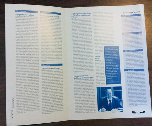 Problemi, Soluzioni e Benefici - Tecnologia Microsoft per la Pubblica Amministrazione