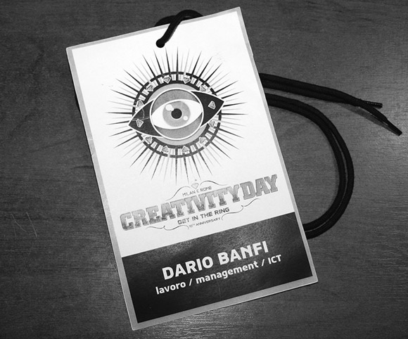 Creativity Day Milano 2010