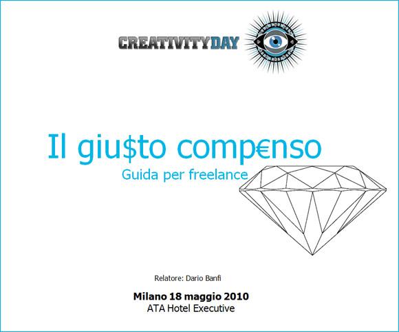 Il Giusto Compenso - Talk by Dario Banfi