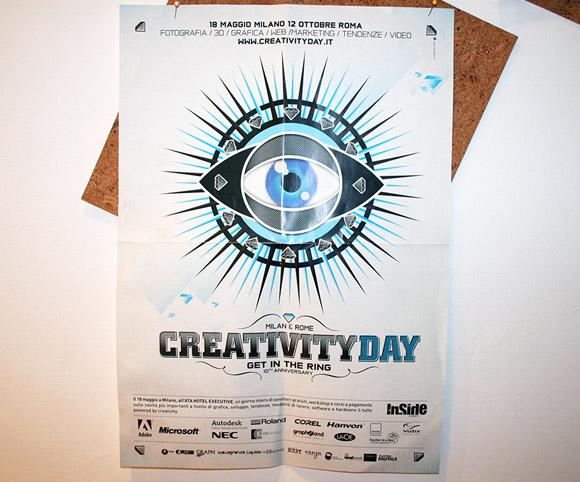 Evento per creativi e designer