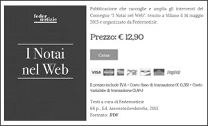 E-commerce di libri digitali