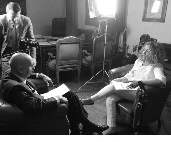 Produzione Video Interviste per conto di Federnotizie