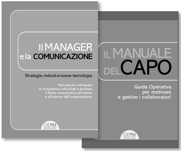 Managere e Comunicazione | Manuale del Capo