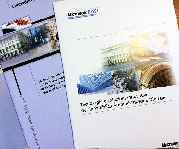 Scruttura white paper in ambito tecnologie, software, pubblica amministrazione