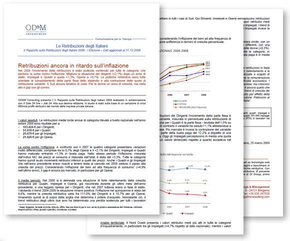 Comunicazione e Ufficio Stampa per OD&M Consulting a cura di Dario Banfi
