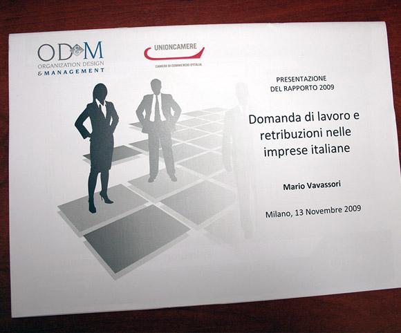 I rapporti di OD&M Consulting