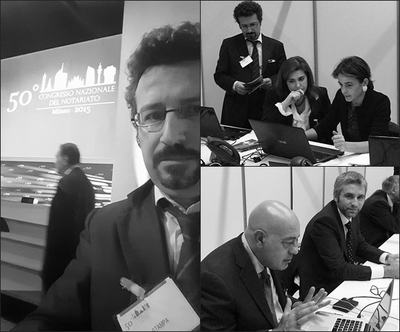 Dario Banfi - Social Media Manager - Congresso Nazionale del Notariato