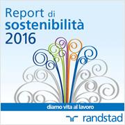 Copywriting Report Sostenibilità  Randstad
