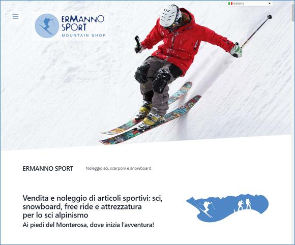 Ermanno Sport - Gressoney La Trinité