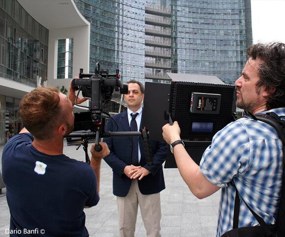 Produzione video FRENETICA - Regia Federica Ravera