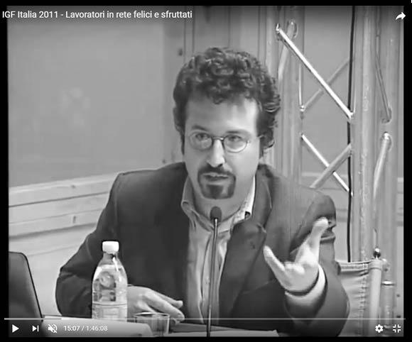 Intervento Dario Banfi IFG 2011 Trento