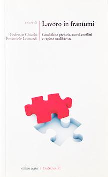 Libro Lavoro in Frantumi - Dario Banfi