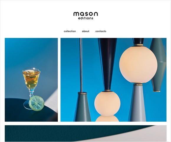 Prodotti di design - promozione online - Web marketing