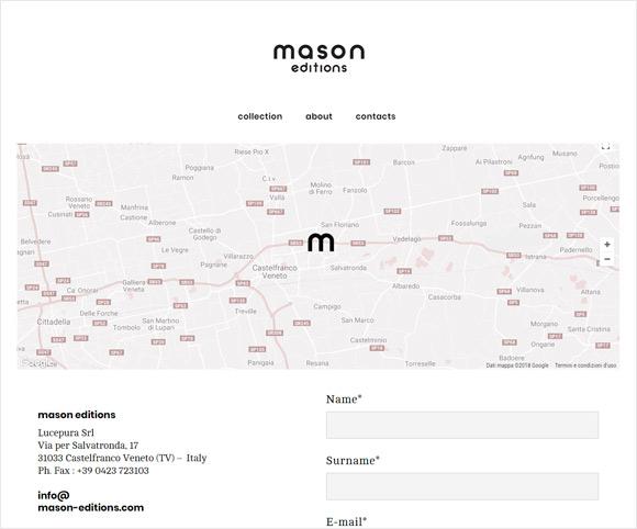 Personalizzare mappe Google