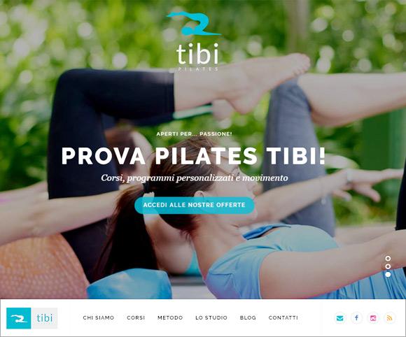 Siti di sport, pilates, ginnastica, yoga - Dario Banfi