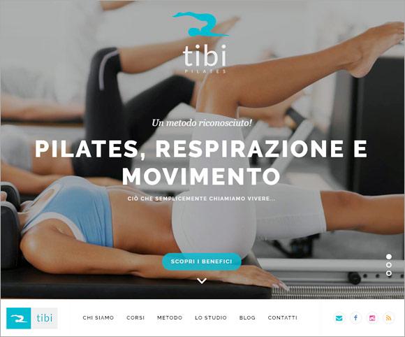 Pilatestibi.it è un sito realizzato da Dario Banfi