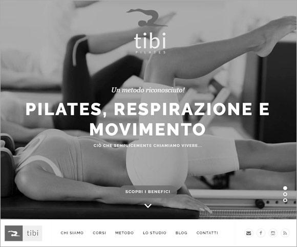 Pilates Tibi - Palestra di Maria Valeria D'Amico