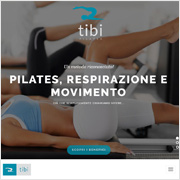Pilates Tibi Website 2017