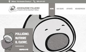 Restyling Pollicinoonlus.it
