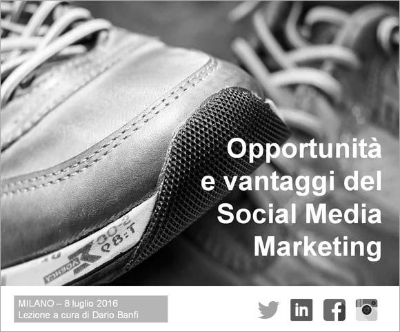 Social Media Marketing per Piccole e medie imprese